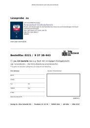 Formularbuch Gesellschaftsrecht - Verlag Dr. Otto Schmidt