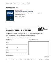 Jennißen (Hrsg.) - Verlag Dr. Otto Schmidt