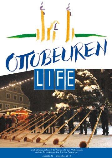 Dezember 2013 - Markt Ottobeuren