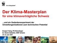 Dr. Patrick Hofstetter - Energie Trialog Schweiz
