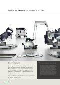 Zagen - Productprogramma - Festool - Page 4