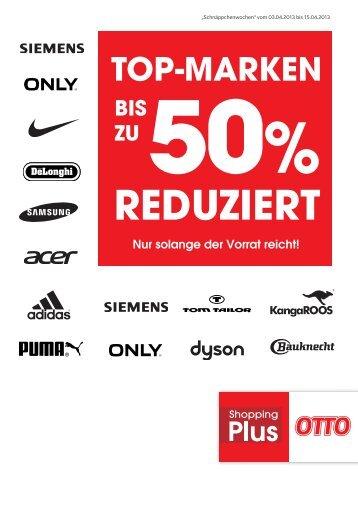REDUZIERT - OTTO-Shop