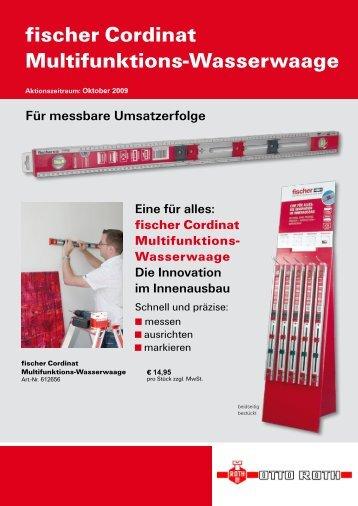 fischer Cordinat - OTTO ROTH GmbH & Co KG