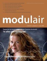 Modulair 8 - Open Universiteit Nederland