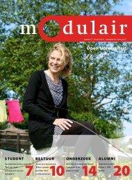 Modulair 7 (jaargang 26, 10 juni 2011) - Open Universiteit Nederland