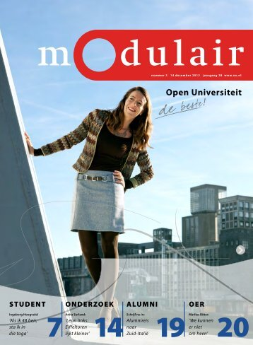Modulair 3 - Open Universiteit Nederland