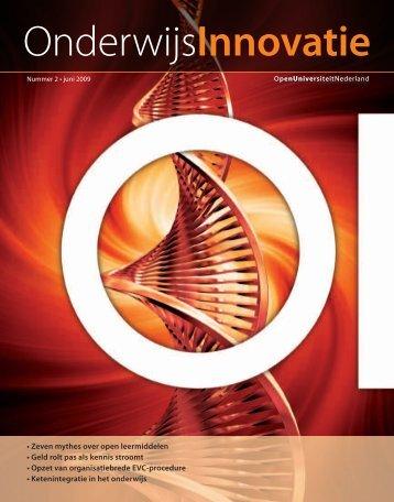 Nummer 2 • juni 2009 - Open Universiteit Nederland
