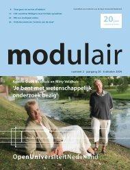 5004202 MODULAIR 2 - Open Universiteit Nederland
