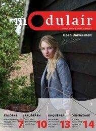 Modulair 7 (jaargang 27, 8 juni 2012) - Open Universiteit Nederland