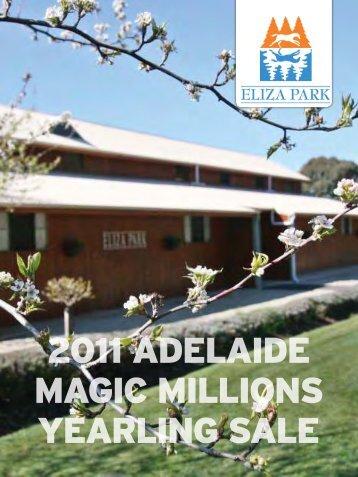 Magic millions - Eliza Park