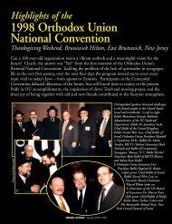 JA Spring pgs 62-88 - Orthodox Union
