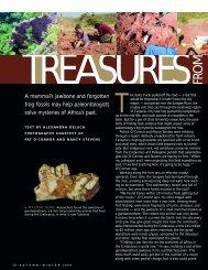 treasures - Ohio University College of Osteopathic Medicine