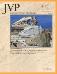 Cranial osteology of a juvenile specimen of Tarbosaurus bataar from ...