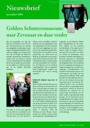 Nieuwsbrief 2009 - St. Isidorus (Oud-Dijk)