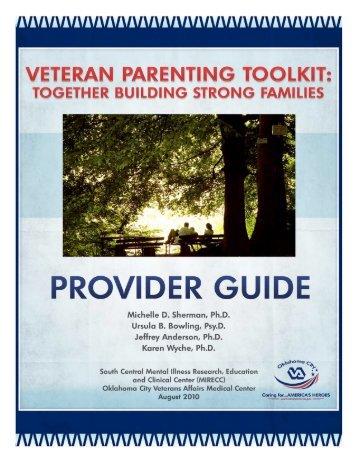 Provider Guide