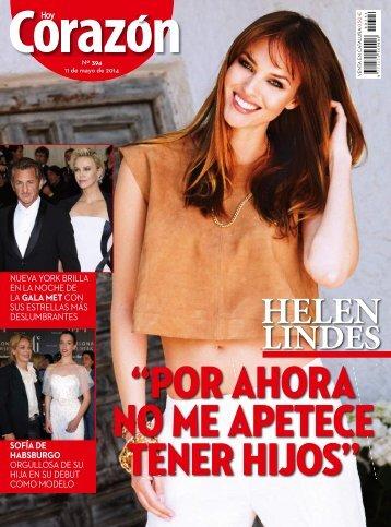 Revista Hoy Corazon 11-05-2014
