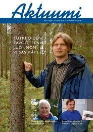 Aktuumi 2/2006 - Oulu