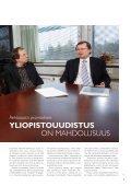 Professori Juha Kostamovaaran työssä on spirittiä - Oulu - Page 7