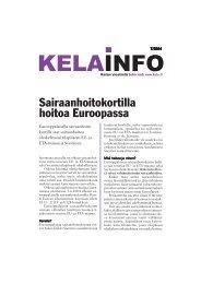 EU- JA ETA-MAAT... - Oulu