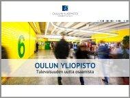 suomeksi - Oulu