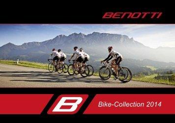 Benotti Bike-Collection 2014