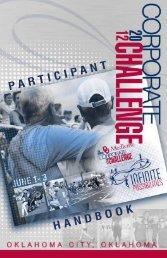 2012 Participant Handbook - OU Medicine