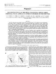 Reconstruct the high UG sinus - OU Medicine