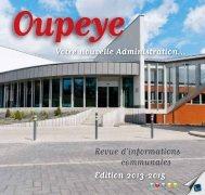 Revue au format pdf - Oupeye