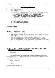 Conseil du 25/04/2013 - Oupeye