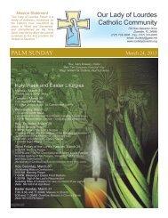 Our Lady of Lourdes Catholic Community