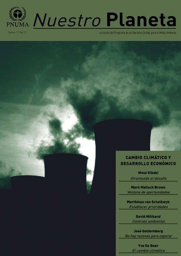 Nuestro Planeta - UNEP