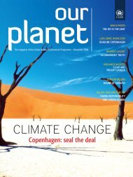 Copenhagen: Seal the Deal - Our Planet