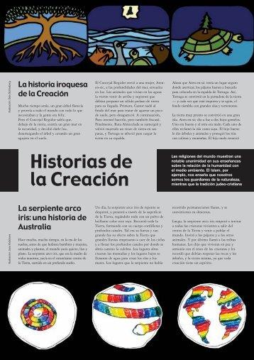 Historias de la Creación - Our Planet