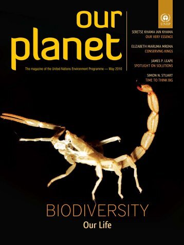 BIODIVERSITY - Our Planet
