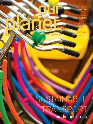 Our Planet: Sustainable Transport - UNEP
