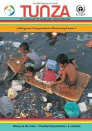 Tunza Vol. 8.3 - UNEP