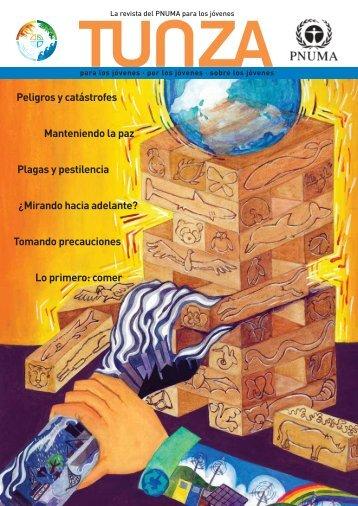 La revista del PNUMA para los jóvenes - UNEP