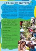 Tunza Vol. 9.3: The road to Rio+20 - UNEP - Page 6