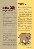 Tunza Vol. 9.2: Soil - the forgotten element - UNEP - Page 3