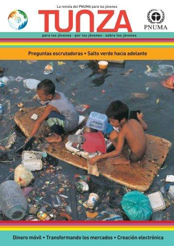 Dinero móvil • Transformando los mercados • Creación ... - UNEP