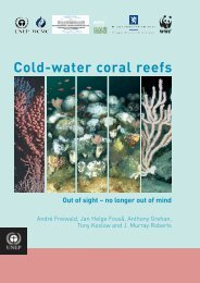 Cold-water coral reefs - WWF UK