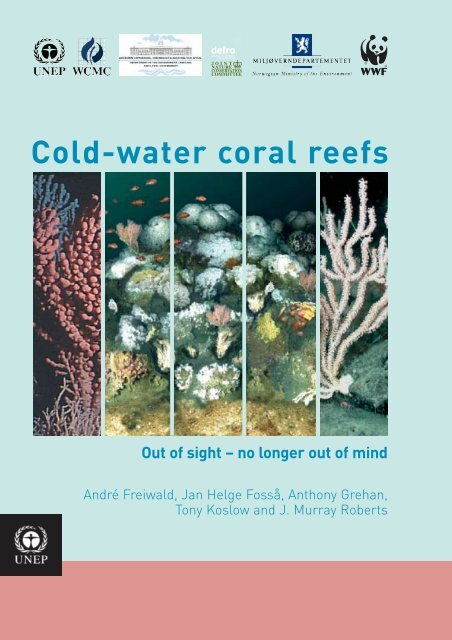 Cold Water Coral Reefs Wwf Uk