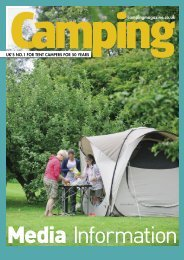 camping media pack e-rate.indd - Out and About Live
