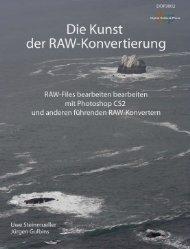 Die Kunst der RAW-Konvertierung - Digital Outback Photo