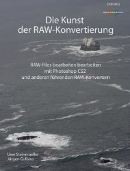 Die Kunst der RAW-Konvertierung - Digital Outback Photo