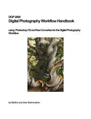 Digital Photography Workflow Handbook - Digital Outback Photo