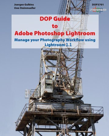 DOP Guide to Adobe Photoshop Lightroom - Digital Outback Photo