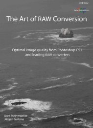 The Art of RAW Conversion - Digital Outback Photo