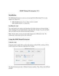 DOP Detail Extractor V1 - Digital Outback Photo