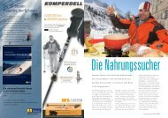 Die 50 besten Freerides der Schweiz - outdoor guide
